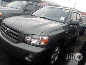 Toyota Highlander 2007 Gray   Cars for sale in Lagos State, Apapa