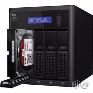 8TB My Cloud PR4100 Pro Series Media Server External Hard Disk   Computer Hardware for sale in Lagos State, Ikeja