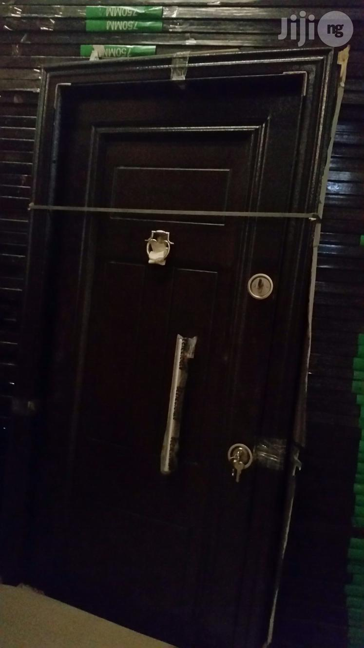 Turkey Security Doors For Sale   Doors for sale in Orile, Lagos State, Nigeria