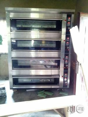 16 Trays Economy Gas Oven | Industrial Ovens for sale in Lagos State, Ojo