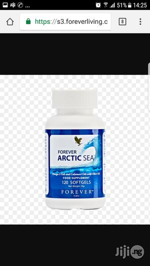 Forever Arctic Sea Omega/ Cholesterol Breaker   Vitamins & Supplements for sale in Lagos State