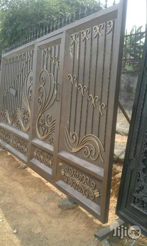 Simple Design Gate | Doors for sale in Rivers State, Port-Harcourt