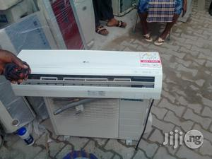 Original UK Used LG Air Conditional   Home Appliances for sale in Lagos State, Ojo