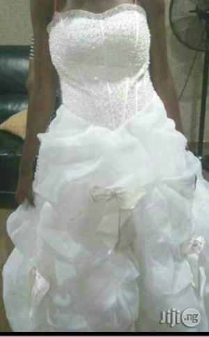 Wedding Gown   Wedding Wear & Accessories for sale in Lagos State, Victoria Island