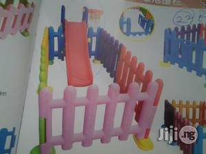 Playground Pen With A Slide For Sale On Mendels Store   Toys for sale in Lagos State, Ikeja
