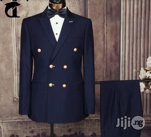 Double Breasted Suits For Men's Wedding Outfits   Wedding Wear & Accessories for sale in Lagos State, Lagos Island (Eko)