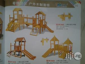 Wooden Kiddies Playground Toys For Sale   Toys for sale in Lagos State, Ikeja