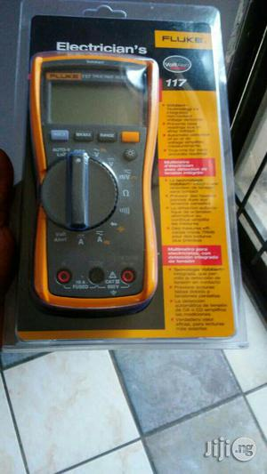 Fluke 117 Multimetee | Measuring & Layout Tools for sale in Lagos State, Ojo