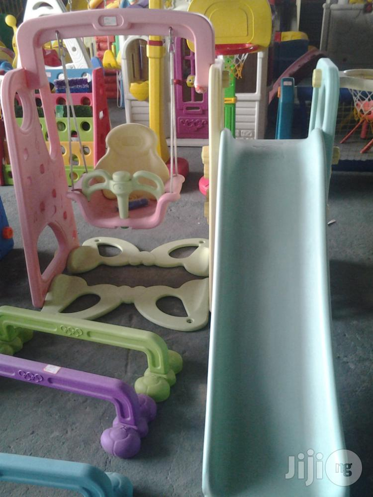 Playground Slide For Sale On Bethelmendels With Swing