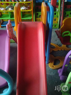 Big Single Kids Playground Slide For Sale   Toys for sale in Lagos State, Ikeja