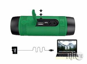 Zealot S1 Speaker Wireless Bluetooth Flashlight Power Bank, | Audio & Music Equipment for sale in Lagos State, Alimosho