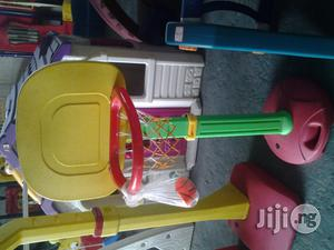 Available On Mendels Store, Kids Small Basket Ball Net Stand | Toys for sale in Lagos State, Ikeja