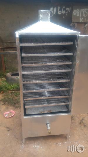 Fish Smoking Kiln Drying | Farm Machinery & Equipment for sale in Lagos State, Ifako-Ijaiye