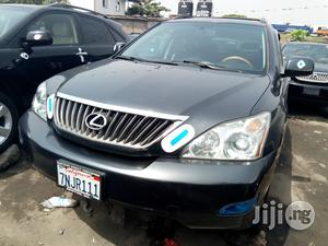 Lexus RX 2009 350 XE 4x4 Gray   Cars for sale in Lagos State, Apapa