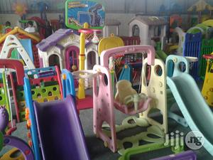 Kids Playground Slide And Swing Toys With Other Accessories   Toys for sale in Lagos State, Ikeja