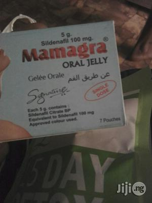 Mamagra Oral Jelly Enhancer | Sexual Wellness for sale in Lagos State, Alimosho