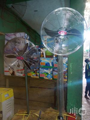 Original 22 Inch Standing Fan Ox | Home Appliances for sale in Lagos State, Ojo
