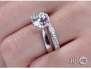 Zirconia Wedding Ring   Wedding Wear & Accessories for sale in Lagos State, Ikeja