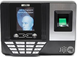 Biometric Face Facial Recognition Time Attendance System Machine Devic   Safetywear & Equipment for sale in Lagos State, Ikeja
