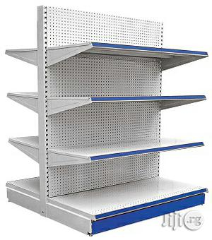 Double Supermarket Shelf | Store Equipment for sale in Abuja (FCT) State, Wuse
