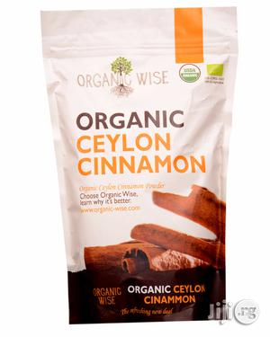 Organic Ceylon Cinnamon Powder ( 453g)   Vitamins & Supplements for sale in Lagos State, Ikeja