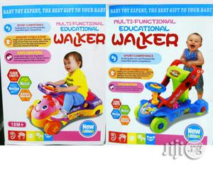 Multifunctional Educational Baby Walker   Children's Gear & Safety for sale in Lagos State, Ikeja
