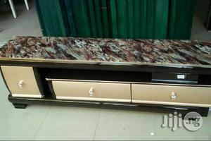Adjustable TV Stand With Glass Top | Furniture for sale in Abuja (FCT) State, Wuse