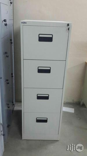 High Quality Metal Cabinet 4drawer | Furniture for sale in Lagos State, Ojo