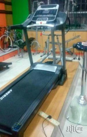 American Fitness 3HP Treadmill | Sports Equipment for sale in Lagos State, Ikeja
