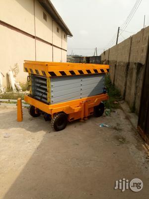 Scissors Lift   Heavy Equipment for sale in Lagos State, Agboyi/Ketu