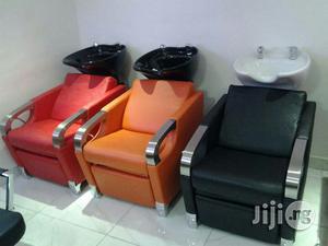 Seat Washing Hair Basin | Salon Equipment for sale in Lagos State, Lagos Island (Eko)