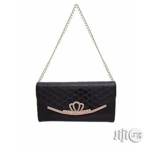 Fashion Women Ladies Black Purse   Bags for sale in Lagos State