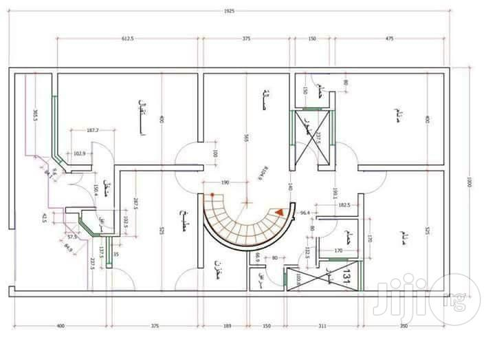 Archive: Architectural/Structural /Mechanical /Electrical Drawing Designs