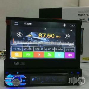 Car Universal Dvd Flip Up Dvd | Vehicle Parts & Accessories for sale in Lagos State, Ojo