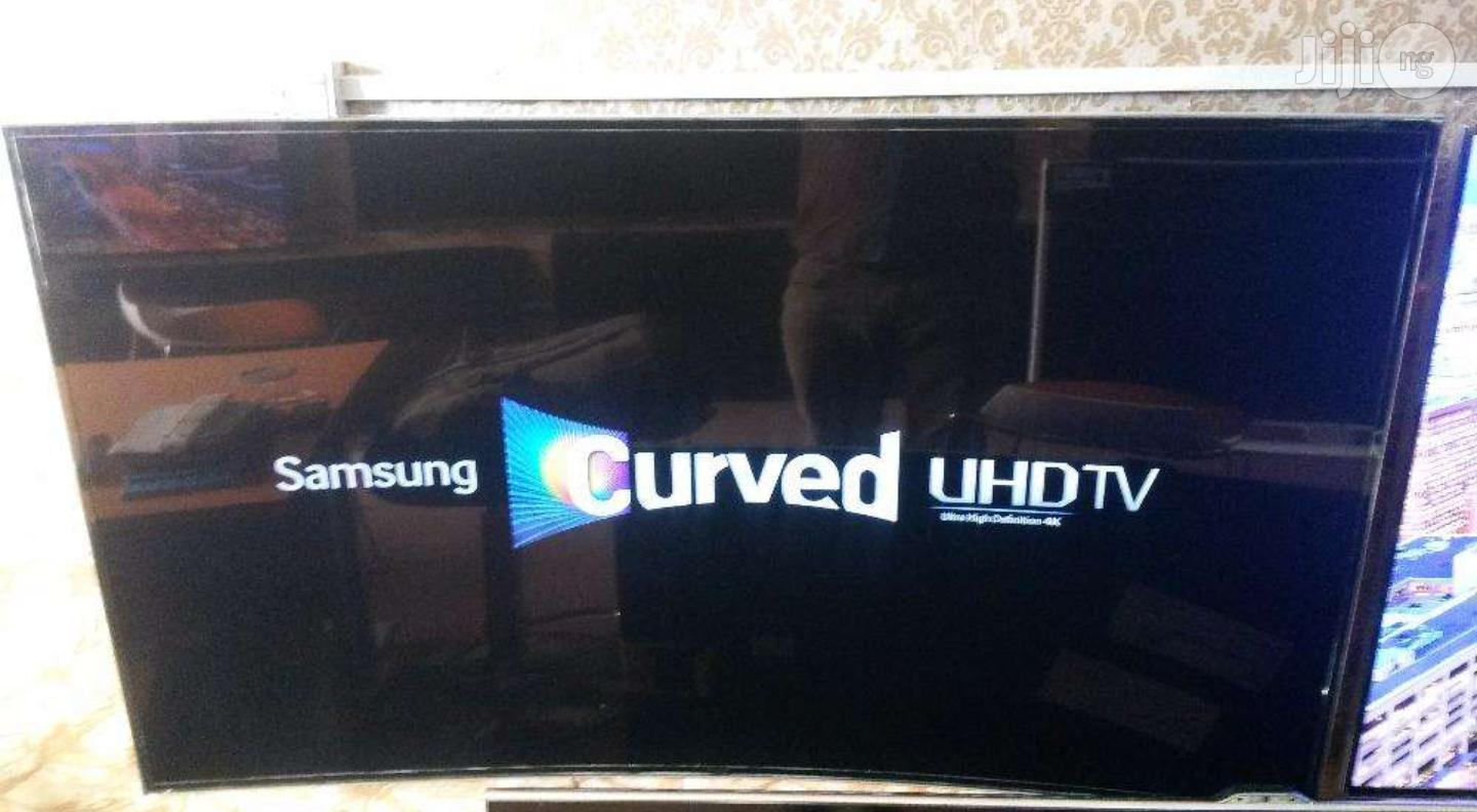 Archive: 55 Inches Samsung Smart Curved Uhd 4K LED TV