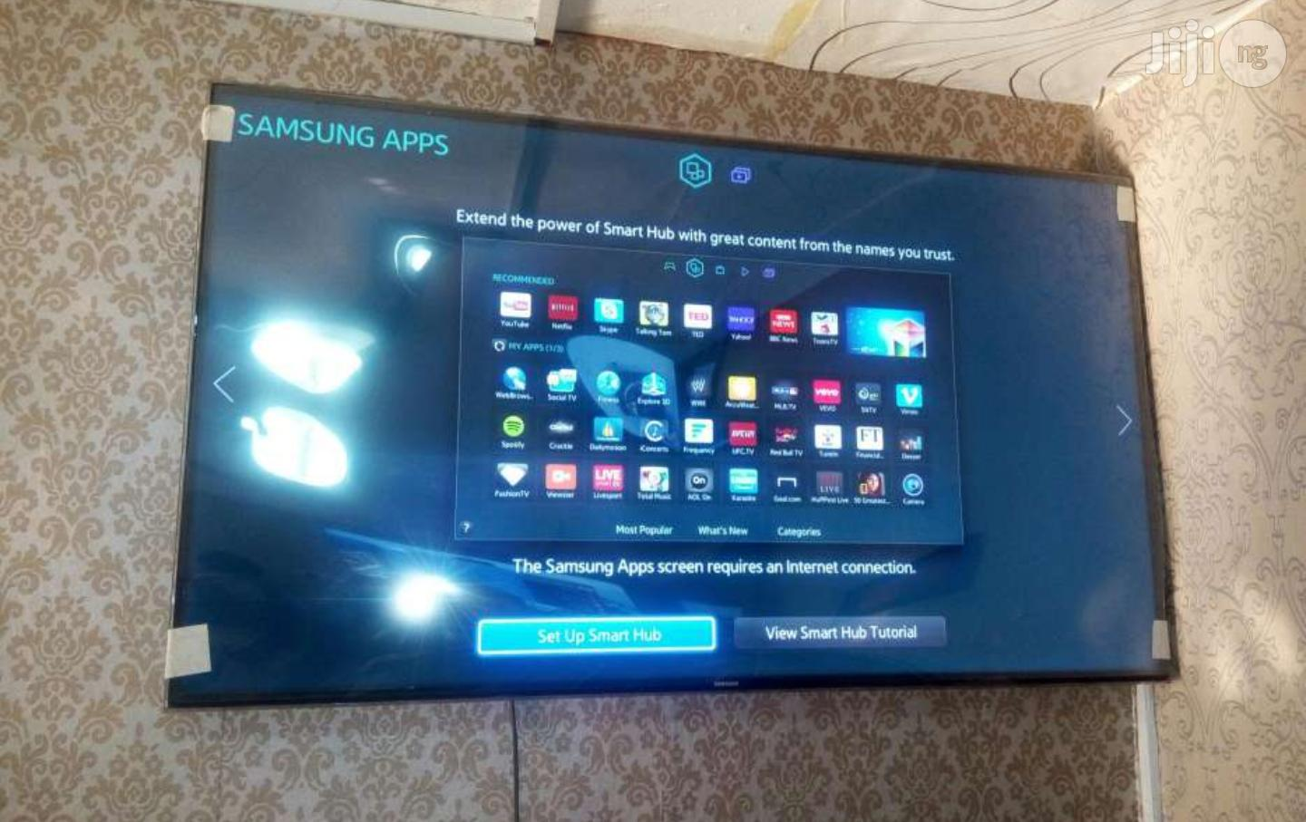 Archive: Samsung Smart Full HD 3D LED TV 55 Inches