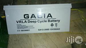 200AH 12V Gacia Battery   Solar Energy for sale in Lagos State, Ojo