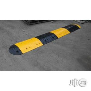 7m Rubber Traffic Speed Breaker Bump Hump With End Caps | Automotive Services for sale in Lagos State