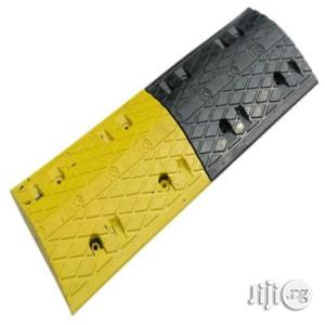 3m Rubber Traffic Speed Breaker Bump Hump With End Caps | Automotive Services for sale in Lagos State