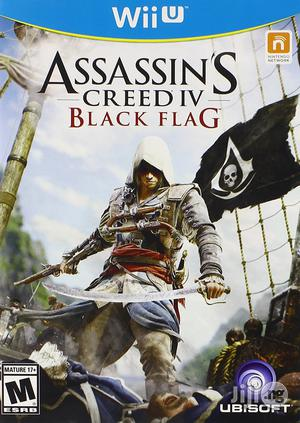 Assassin's Creed Iv: Black Flag- Wii U | Video Games for sale in Lagos State