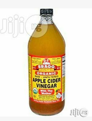 Bragg Apple Cider Vinegar (With the Mother) - 946ml /32oz | Vitamins & Supplements for sale in Oyo State, Ibadan