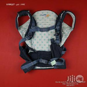 Tokunbo UK Used Denim Baby Carrier (Black) | Children's Gear & Safety for sale in Lagos State, Ikeja