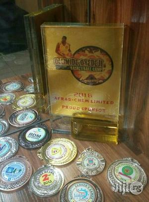 Plague Award and Medals With Branding | Arts & Crafts for sale in Lagos State, Ikeja