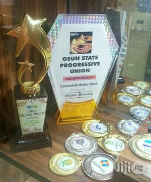 Printing On Medals And Award Plague | Arts & Crafts for sale in Lagos State, Ikeja