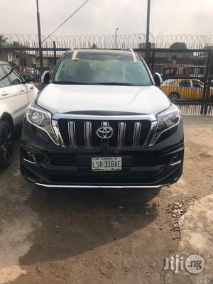 Toyota Land Cruiser Prado 2017 Black | Cars for sale in Lagos State, Surulere