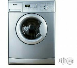 Hisense 7KG Front Loader Automatic Washing Machine 7KG | Home Appliances for sale in Lagos State, Ikeja