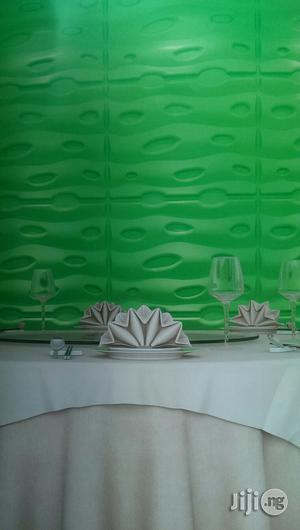 Elegant 3d Wallpaper And Panels | Home Accessories for sale in Lagos State, Ifako-Ijaiye