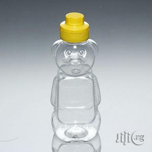 Plastic Bottles Bear Shape For Honey, Juice, Cream, Soap Etc | Kitchen & Dining for sale in Plateau State, Jos