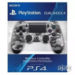 Sony Urban Camo Wireless Dualshock 4 Controller For PS4 | Accessories & Supplies for Electronics for sale in Lagos State, Ikeja