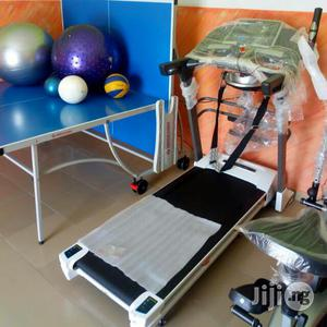 Brand New 2.5hp America Fitness Treadmill   Sports Equipment for sale in Lagos State, Ikeja